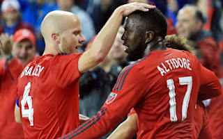 MLS Review: Altidore scores as Toronto move top in east, Galaxy rally