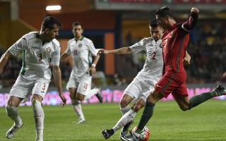 Portugal 0 Bulgaria 1: Ronaldo misses spot-kick as Marcelinho secures shock win