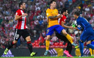 Athletic Bilbao v Barcelona: Holders ready for hostile San Mames, says Luis Enrique