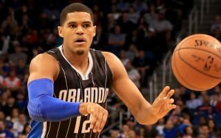 Pistons swap Jennings, Ilyasova for Magic's Harris