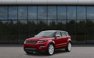 Land Rover flies the flag with special edition Evoque