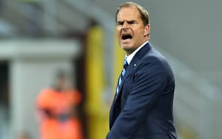 De Boer wants to cut out 'naive' Inter errors