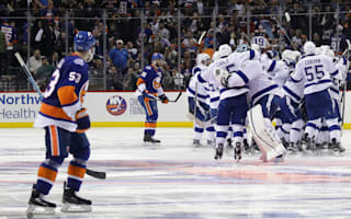 Lightning extend series lead over Islanders thanks to OT victory