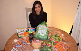 How did this shopper get her entire Christmas meal from Asda for FREE?