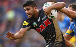 Peachey extends Panthers stay