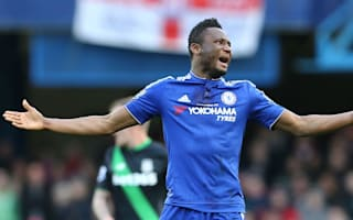Mikel to consider Chelsea future in January