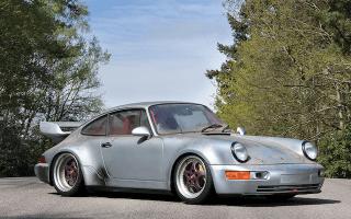 Extremely rare Porsche 911 Carrera RSR 3.8 up for grabs