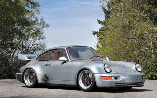 Extremely rare Porsche 911 Carrera RSR 3.8 up for grabs