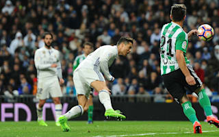 Ronaldo passes Aduriz for LaLiga header record