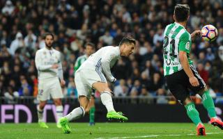Ronaldo passes Aduriz for LaLiga header record