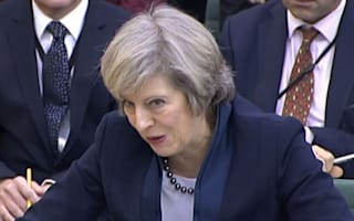 Theresa May criticises Kerry's UN blast at Israeli government