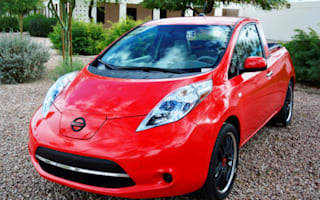 Video: Nissan engineers turn over a new Leaf