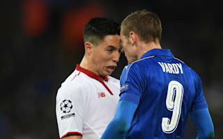 Shakespeare dismisses Nasri's cheat claims towards Vardy