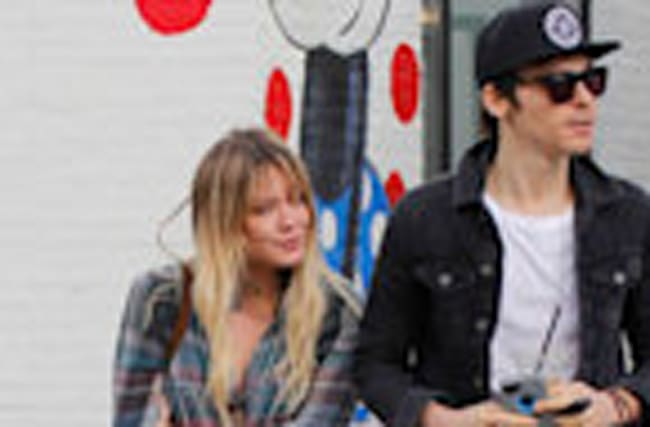 Hilary Duff Spotted Getting Coffee With Rumored New Boyfriend Matthew Koma