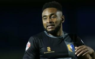 Public urination earns Mansfield striker Yussuf five-game ban