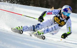 Vonn crashes out as Rebensburg wins in Maribor