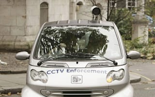 CCTV cars fine drivers with footage of just 17 seconds