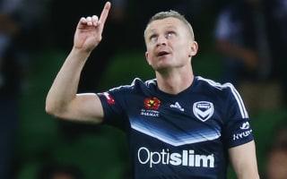 Melbourne Victory 1 Central Coast Mariners 0: Berisha reaches 100 A-League goals