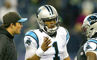 Anderson gets start over Newton, throws interception on first play