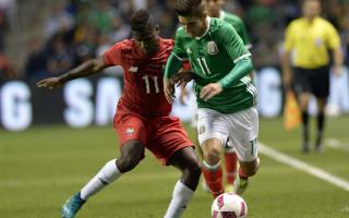 Panama 0 Mexico 1: Peralta nets winner