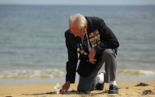 Veterans' anger as Normandy tourism campaign excludes D-Day beach