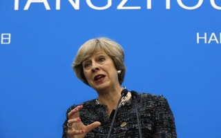 EU leaders to meet after May leaves summit to thrash out Brexit talks plans