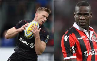 Ashton the Balotelli of rugby, says Greenwood