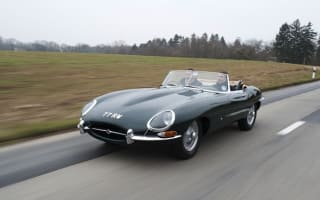Get behind the wheel of your favourite classic Jaguar