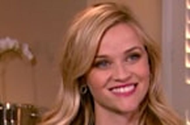 EXCLUSIVE: Reese Witherspoon Drops Some Real (and Hilarious) Mom Advice