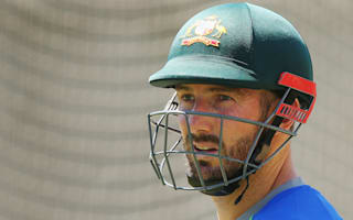Unlucky Marsh replaced by Khawaja