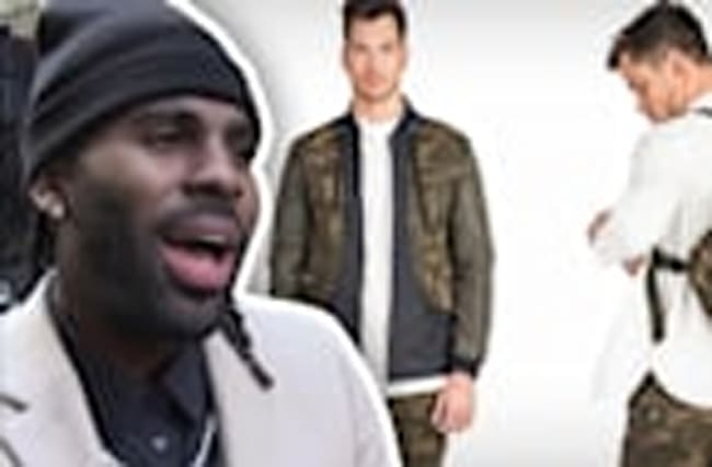 Jason Derulo Has Your Back … Pack
