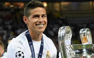 Almost zero chance of Juventus signing James - Marotta
