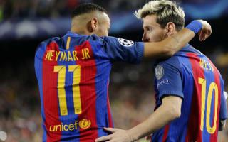 Messi will help Neymar be world's best - Mazinho