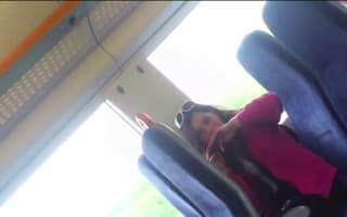 Teen girl thrown off train for sex tape conversation on mobile phone