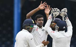 Ashwin wraps up India victory with 10-wicket haul