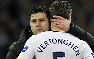 Vertonghen: Tottenham must keep Pochettino