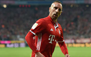 Ribery ready but Sanches to miss Bayern's clash with Schalke