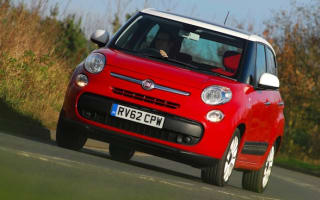 Chunky Fiat 500L heads to UK