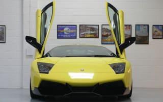 Ultra-rare Lamborghini Murcielago SV offered by Super Veloce Racing