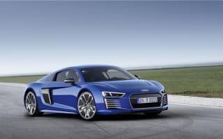 Audi reveals autonomous R8 e-tron