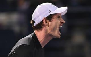 Murray digs deep to oust Kohlschreiber in Dubai