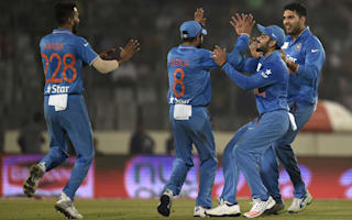 India look to seal Asia Cup final spot