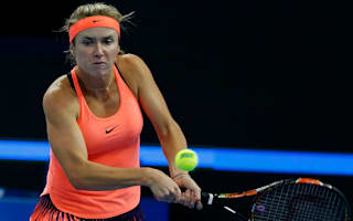 Svitolina fights back to set up Kvitova final