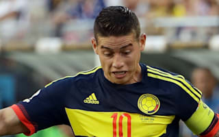 Colombia 1 Bolivia 0: Captain James hits crucial late winner