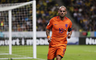 Sneijder ruled out of France clash