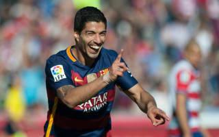 Suarez thanks team-mates for Pichichi award