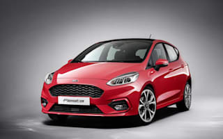 New Ford Fiesta breaks cover with four different variations