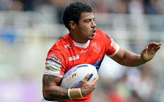 Dixon marks return with treble as Hull KR hammer Wakefield