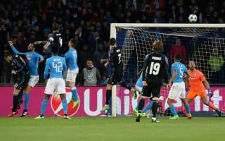 Ramos has striker's instinct - Navas