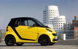 San Francisco sees spate of Smart car flipping